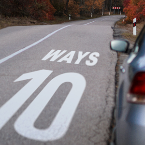 10 driving tips to stay safe on the road