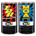 Better gas mileage with BG EPR® and BG MOA®