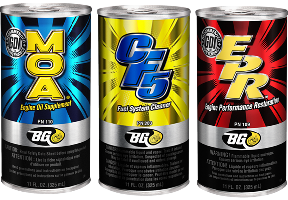 Conventional Vs Synthetic Oil Bg Products Inc