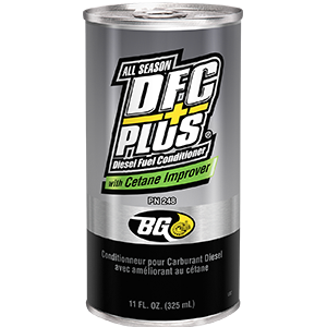 BG DFC Plus® with Cetane Improver