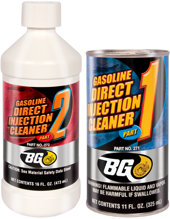 BG solves sticky situation in gasoline direct injection engines | BG
