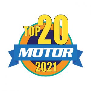 BG Products Selected for MOTOR Magazine's Top 20
