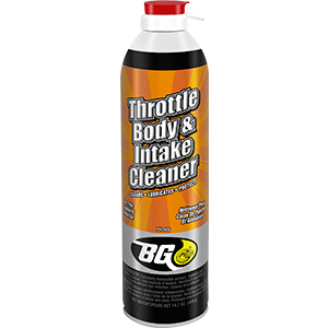 BG Throttle Body & Intake Cleaner