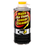 BG Products, Inc., Introduces BG Mass Air Flow Sensor Cleaner To Help Restore MPG