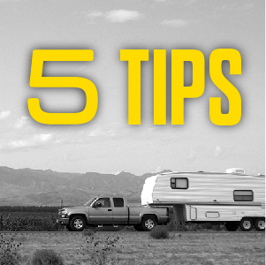 5 tips to prepare your truck for the outdoor towing season