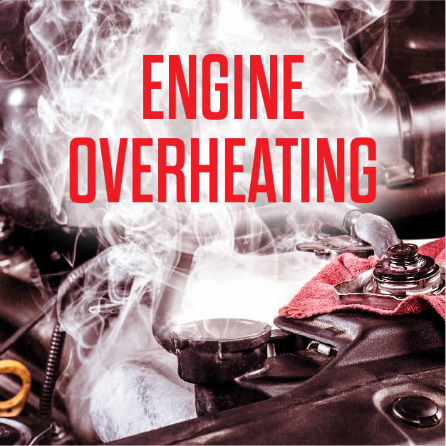 5 Common Causes of Engine Overheating