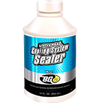 BG Universal Cooling System Sealer works!
