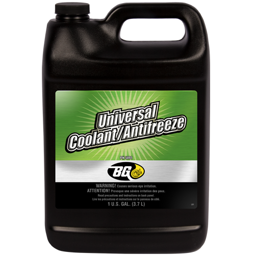 BG Universal Coolant/Antifreeze