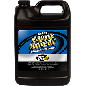 BG Synthetic 2-Stroke Engine Oil for Water-Cooled Engines