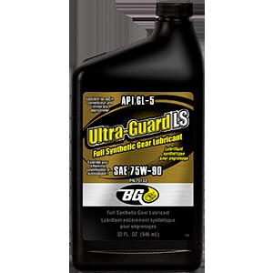 BG Ultra-Guard® LS Full Synthetic Gear Lubricant