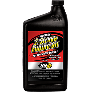 BG Synthetic 2-Stroke Engine Oil for Air-Cooled Engines