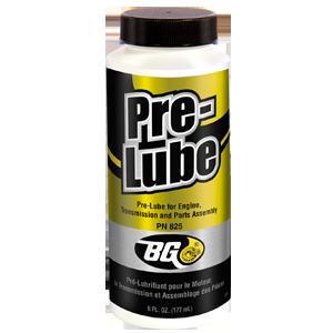 BG Pre-Lube
