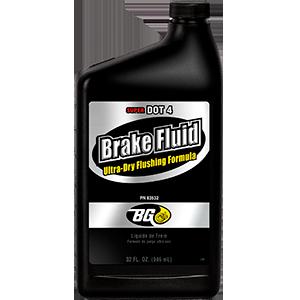 BG Super DOT 4 Brake Fluid