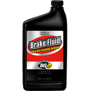 BG DOT 4 Brake Fluid