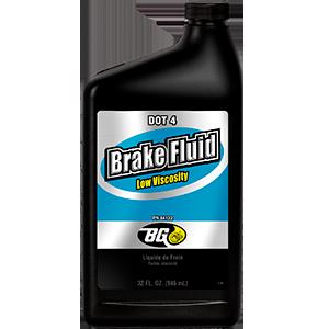 BG Low Viscosity DOT 4 Brake Fluid