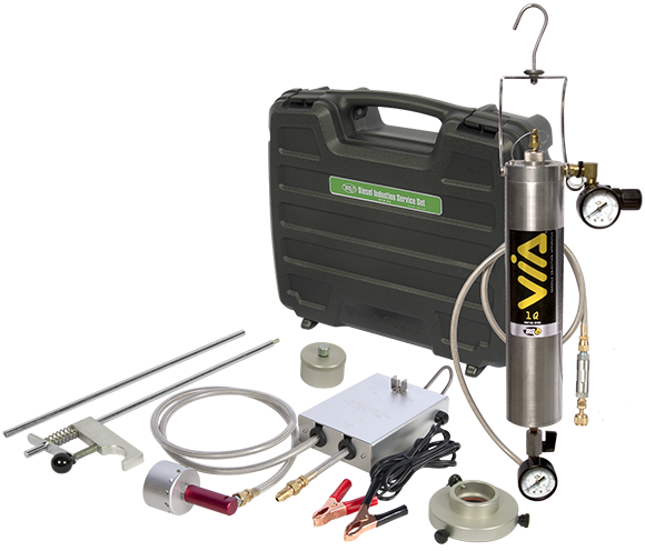 Fuel Induction Service >> Say goodbye to diesel woes | BG Products, Inc.