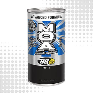Enjoy more miles with BG Advanced Formula MOA®