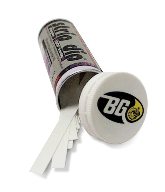 BG Brake Test Strips