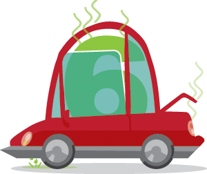 How do I get rid of a bad smell in my car? Why would my car smell like rotten eggs? What does a car engine smell like? What does engine coolant smell like? What's that smell in my car? odors, car smells, gasoline, burnt oil, burnt transmission fluid,