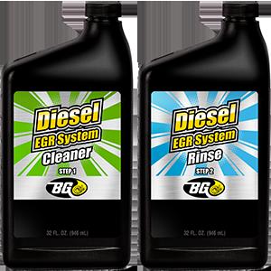 BG Diesel EGR System Cleaner & Rinse