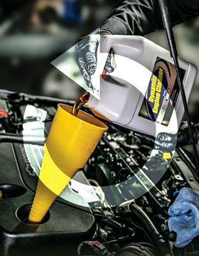dynamic engine restoration