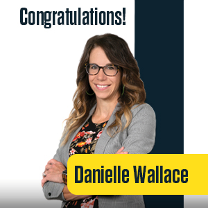 BG's Danielle Wallace named among city's Emerging Leaders