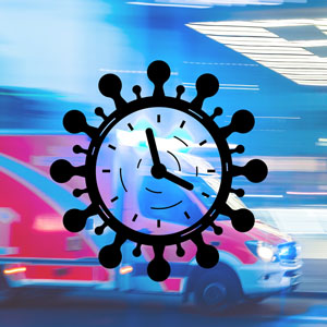 Minutes matter: Maintaining emergency vehicles