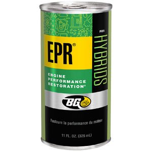 BG EPR® Engine Performance Restoration® for Hybrids