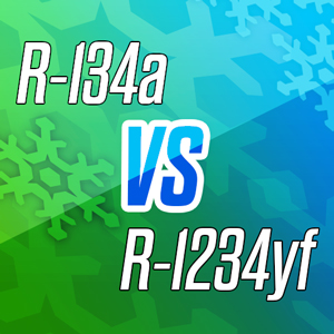 Can I use 134a instead of 1234yf?