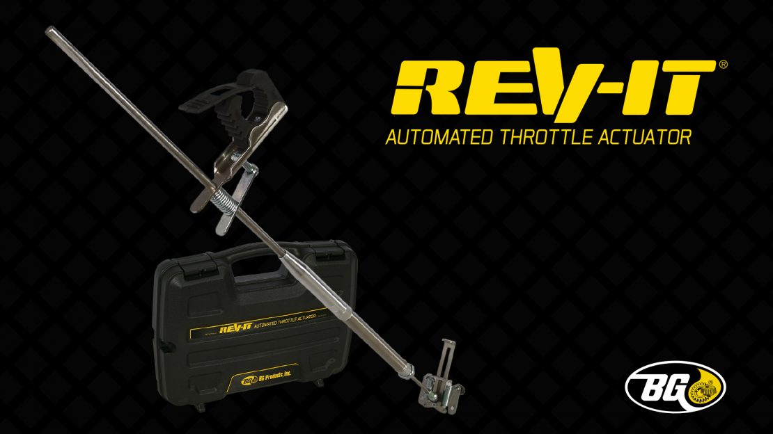 rev-it, rev tool, throttle actuator