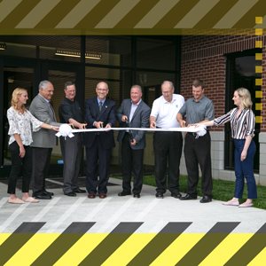 BG celebrates expansion with ribbon-cutting ceremony