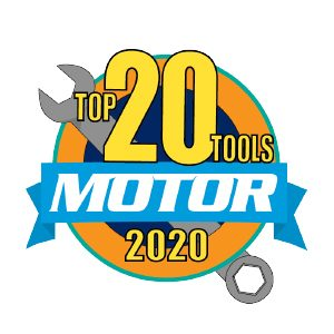 BG Rev-It® selected for MOTOR Magazine's Top 20 Tools
