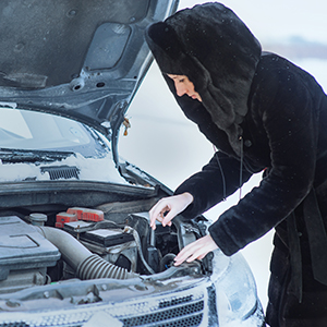 What should I do to prepare my car for winter?