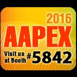 Visit BG booth #5842 at AAPEX