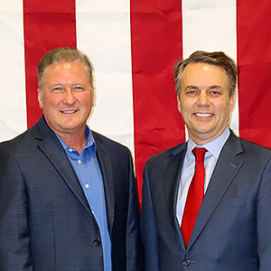 Governor Jeff Colyer visits BG Products