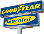BG Products, Inc., Now An Approved Vendor Of Goodyear Gemini
