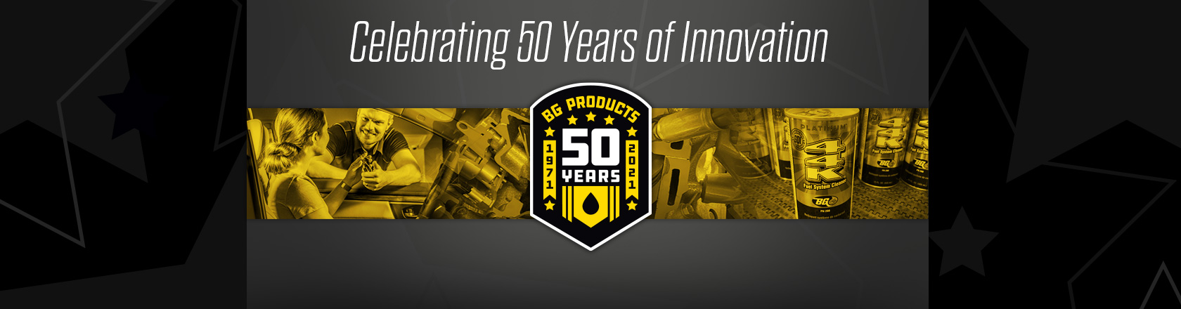 BG 50 Year Anniversary