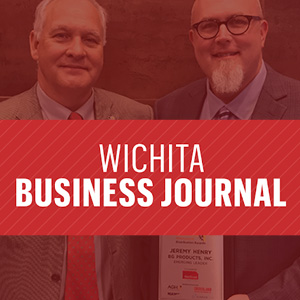 BG earns awards from Wichita Business Journal