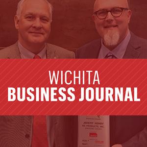 BG earns awards from Wichita Business Journal