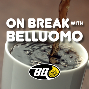 On Break with Belluomo: BG CF5®