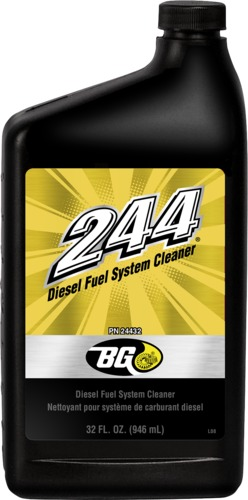 BG 24432 | BG 244® Diesel Fuel System Cleaner