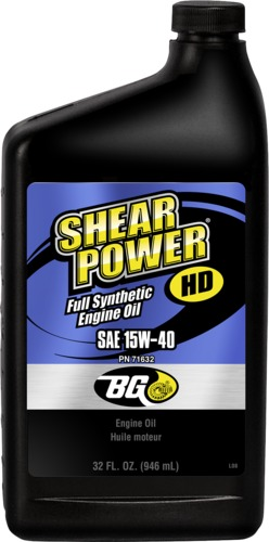 BG 71632 | BG Shear Power® HD