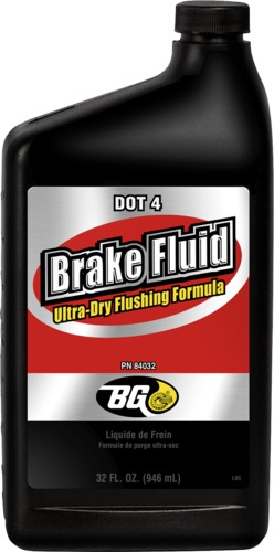 BG 84032 | BG DOT 4 Brake Fluid
