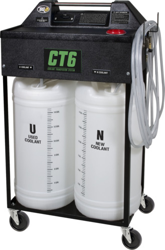 BG CT6 Machine | BG CT6 Large Capacity Coolant Transfusion System