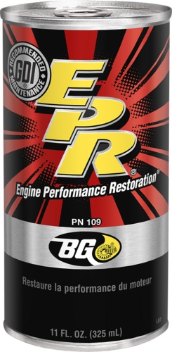 BG 109 | BG EPR® Engine Performance Restoration®