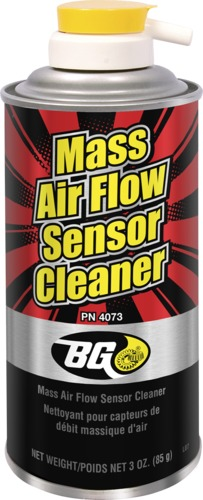 BG Mass Air Flow Sensor Cleaner | BG Products, Inc