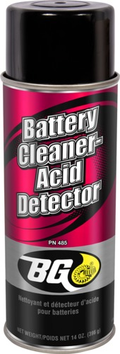 BG 485 | BG Battery Cleaner - Acid Detector