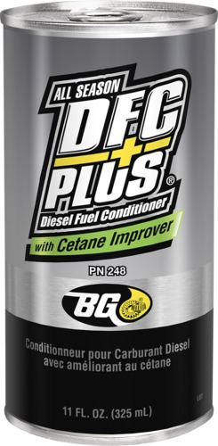 BG 248 | BG DFC Plus® with Cetane Improver