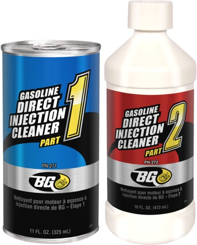 BG 271_272 | BG Gasoline Direct Injection Cleaner