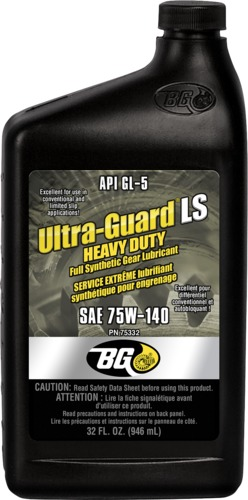 BG 75332 | BG Ultra-Guard® LS Heavy Duty